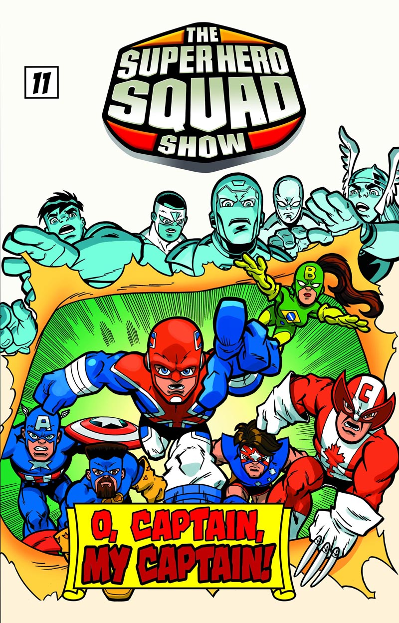 SHS_Episode11_TitleCard The Super Hero Squad Show Goes Daily on Cartoon Network