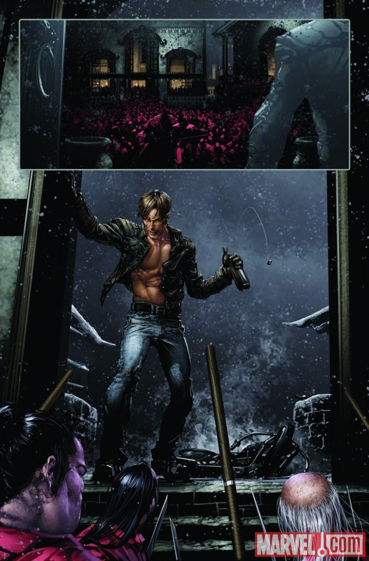 SLANDGR_1_Preview4 First Look At SHADOWLAND: GHOST RIDER #1