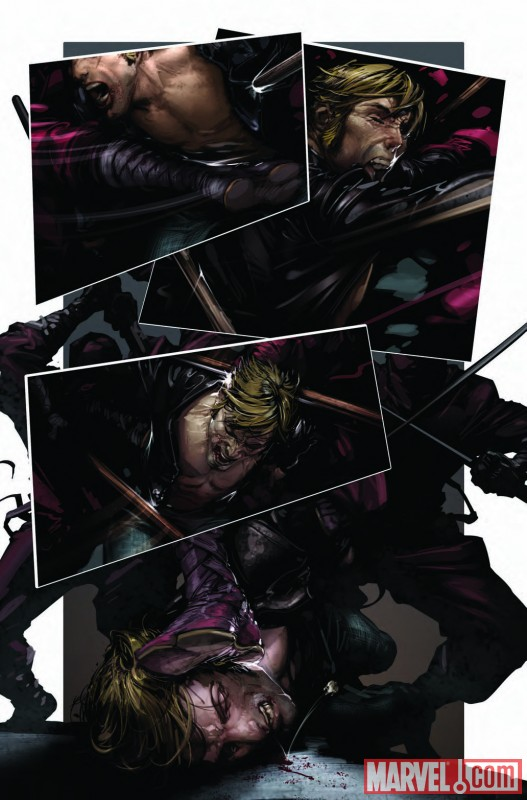 SLANDGR_1_Preview5 First Look At SHADOWLAND: GHOST RIDER #1