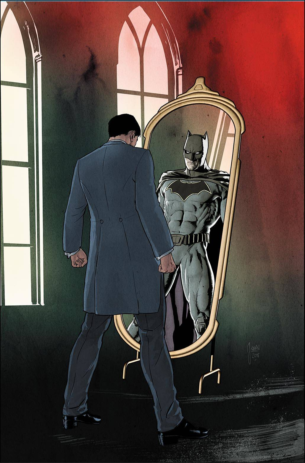 STL077243 BATMAN #44 gets new covers to celebrate Batman and Catwoman's wedding
