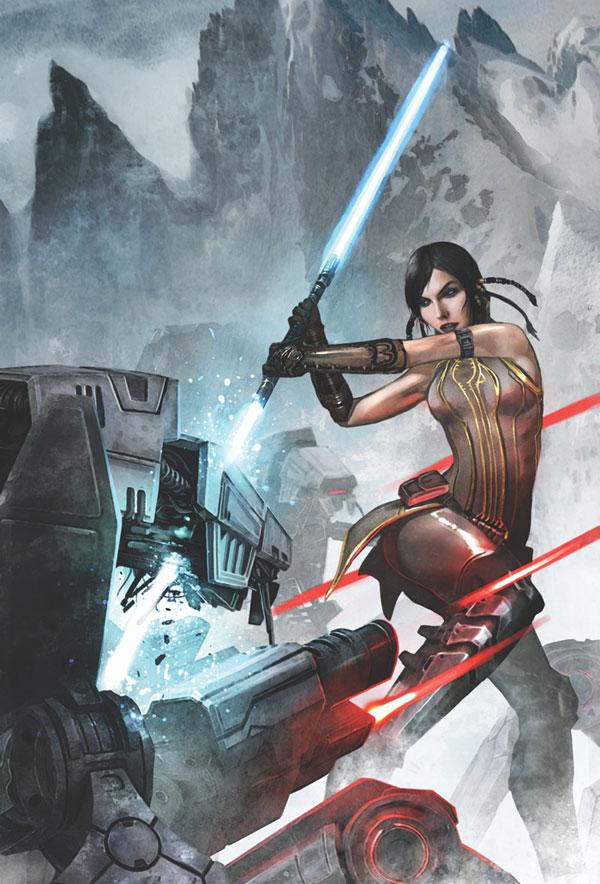 SW_LostSun Dark Horse presents new Star Wars series THE LOST SUNS