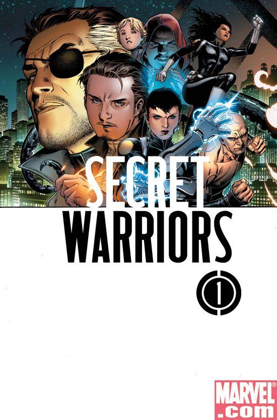 SecretWarriors_01_Cover Secret Warriors #1 Preview