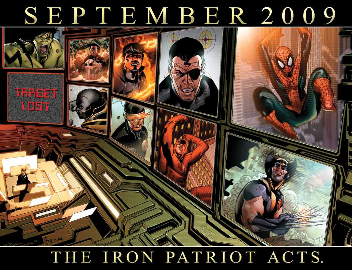 September2009TheIronPatriotActs The Iron Patriot Ends The Marvel Universe As You Know It