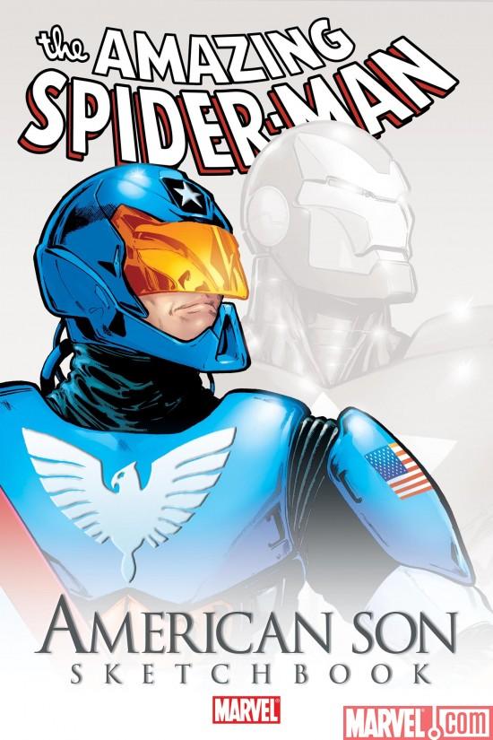 Spider-Man_AmericanSon_Sketchbook Free SPIDER-MAN: AMERICAN SON Sketchbook Exclusive at MDCU