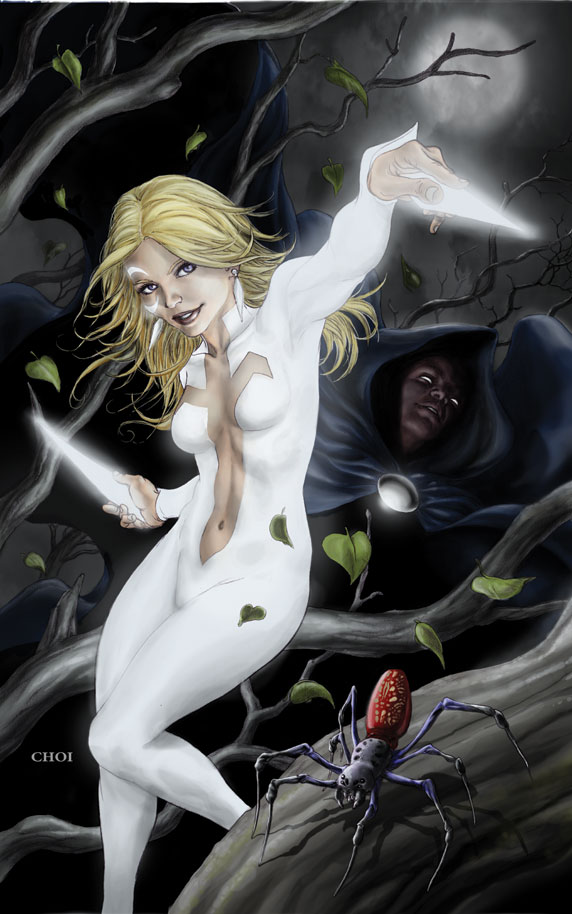 SpiderIsland_CloakAndDagger_1_Cover First Look at SPIDER-ISLAND: CLOAK AND DAGGER #1