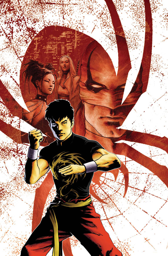 SpiderIsland_DeadlyHandsOfKungFu_1_Cover Shang-Chi's Kung-Fu is better than SPIDER-ISLAND's Kung-Fu