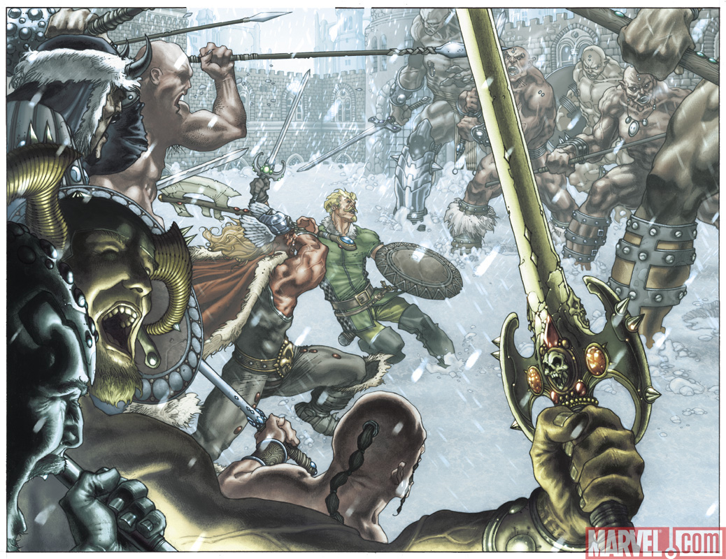 TFA_1_Preview2 First Look at THOR: FOR ASGARD #1