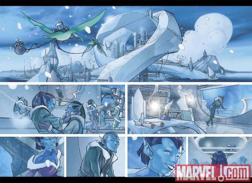 THOR_615__Preview1 New Look At THOR #615