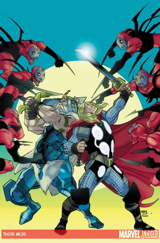 THOR_620_Cover First Look at THOR #620