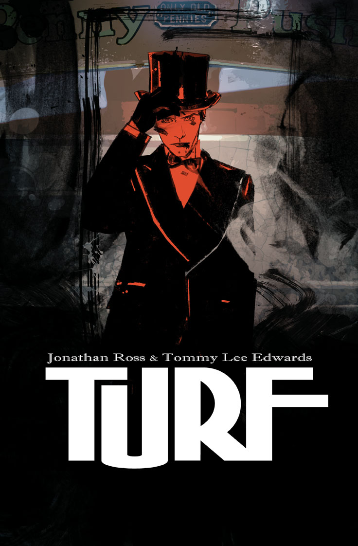 TURF_02_cover2ndPrint TURF #2 sells out at distribution level, gets 2nd printing