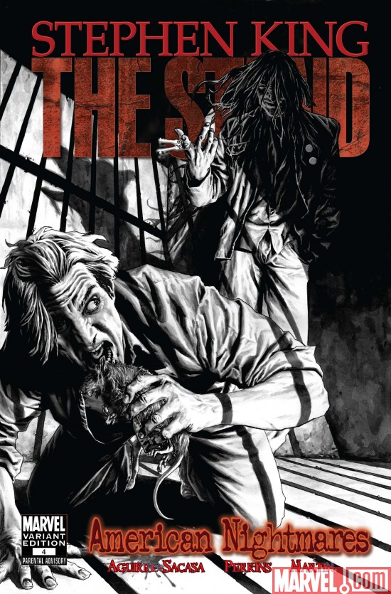 TheStand_AN_04_SketchCover The Stand: American Nightmares #4 Preview