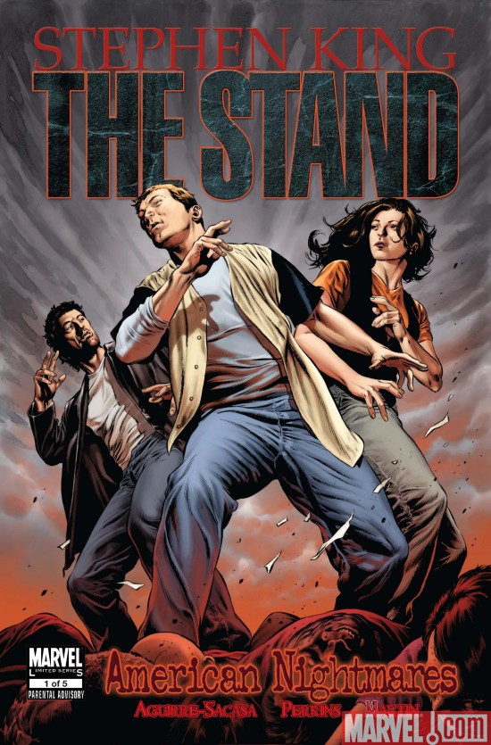TheStand_AmericanNightmares_01_Cover The Stand American Nightmares #1 Preview