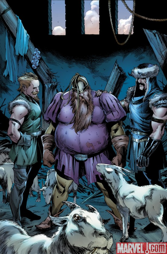 Thor_601_SecondPrintingVariant Thor #601 Sells Out At Distributor