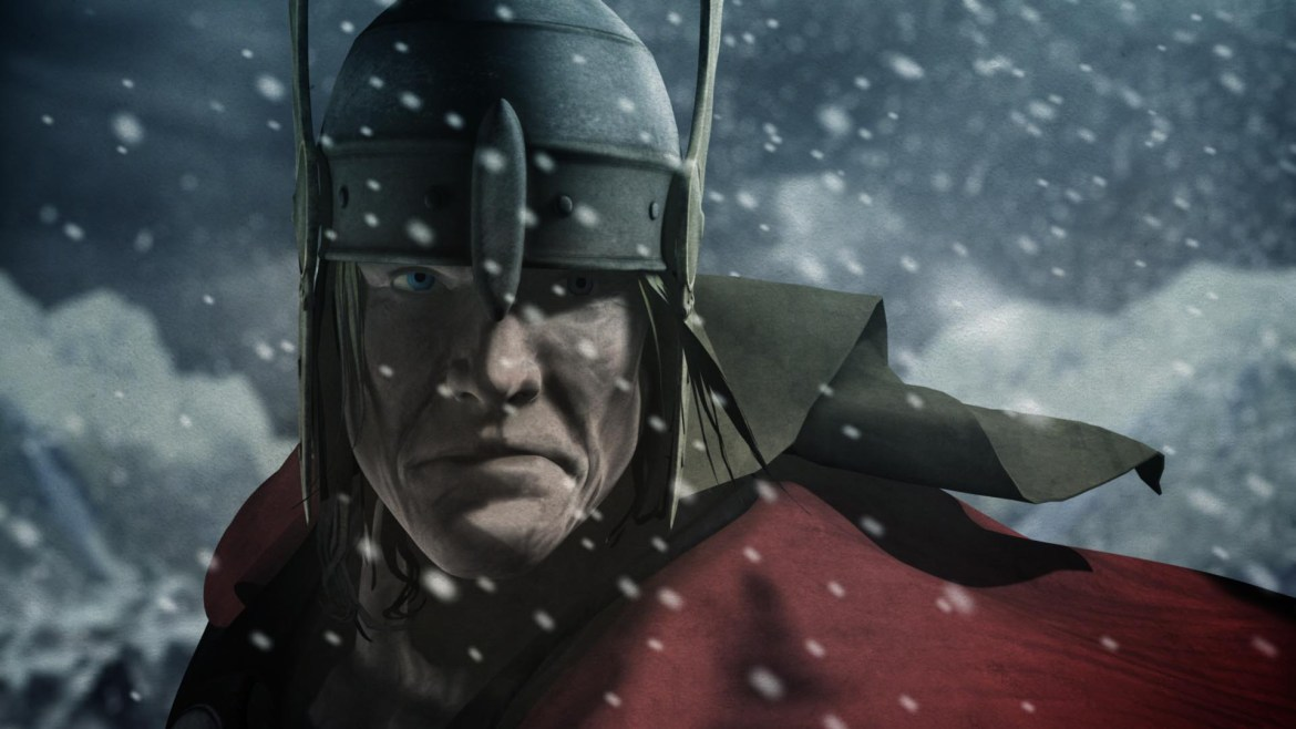 Thor_Loki_BloodBrothers_Preview_01 Marvel announces THOR AND LOKI: BLOOD BROTHERS Animated Series
