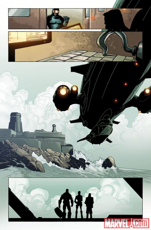 Thunderbolts_144_Preview1 First Look At THUNDERBOLTS #144