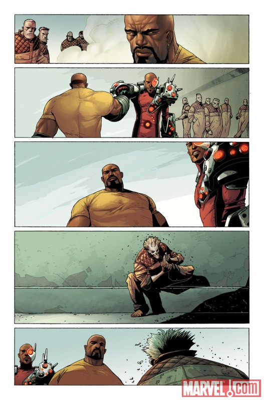 Thunderbolts_144_Preview5 First Look At THUNDERBOLTS #144