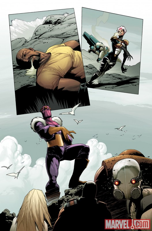 Thunderbolts_145_Preview1 First Look At THUNDERBOLTS #145