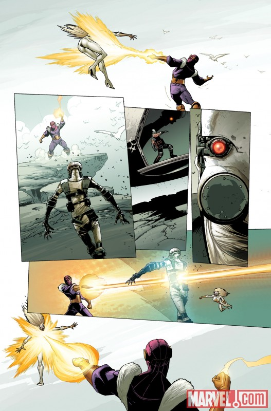 Thunderbolts_145_Preview3 First Look At THUNDERBOLTS #145
