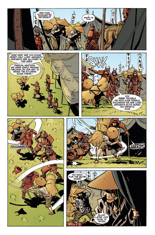TombOfDracula_ThroneOfBlood_Preview1 First Look at TOMB OF DRACULA PRESENTS: THRONE OF BLOOD #1
