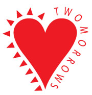 TwoMorrowsHeartLogo Get a COMPANION for Valentine's Day at 40% OFF from TwoMorrows