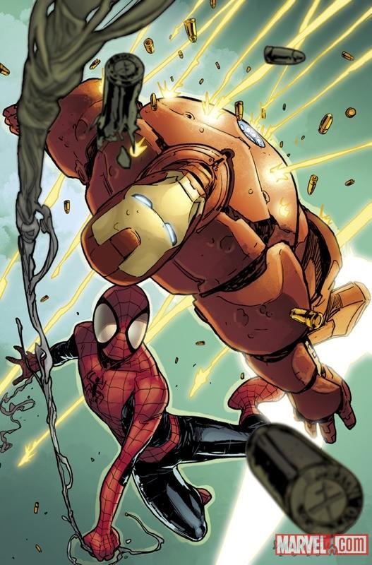 USM_153_Var DEATH OF SPIDER-MAN hits the Marvel Comics App in February