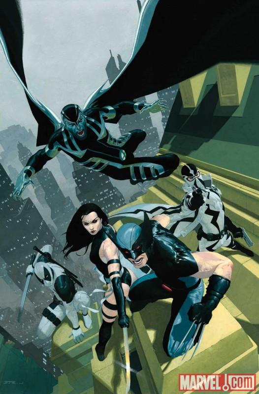 UXFORCE_1_Cover Marvel Announces UNCANNY X-FORCE DAY