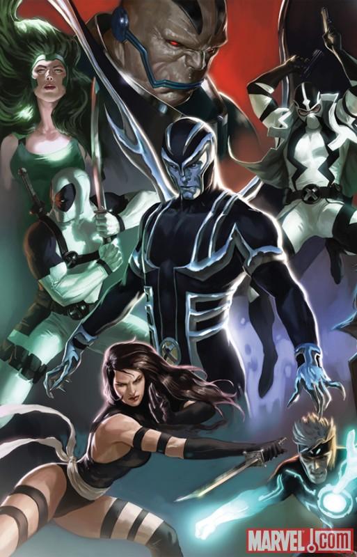 UXFORCE_1_MDVariant Marvel Announces UNCANNY X-FORCE DAY