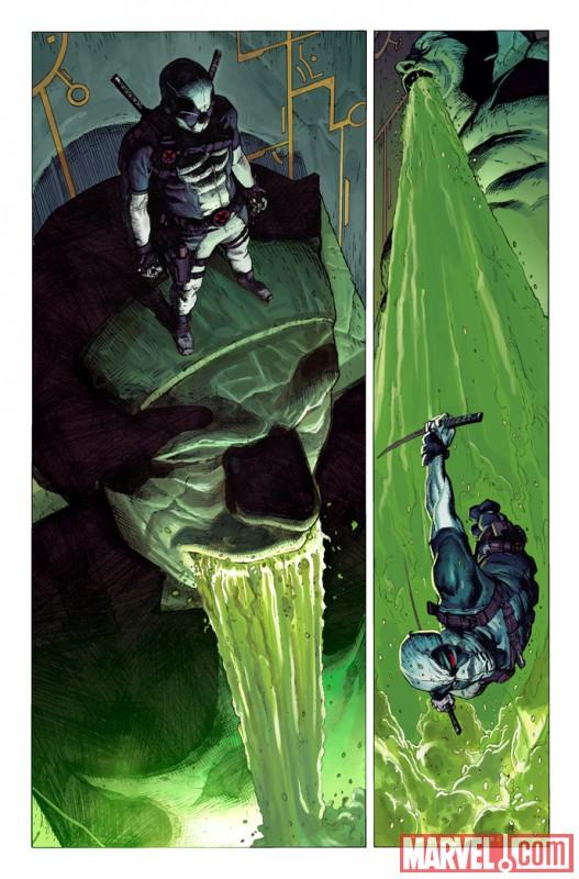 UXFORCE_1_Preview1 Marvel Announces UNCANNY X-FORCE DAY