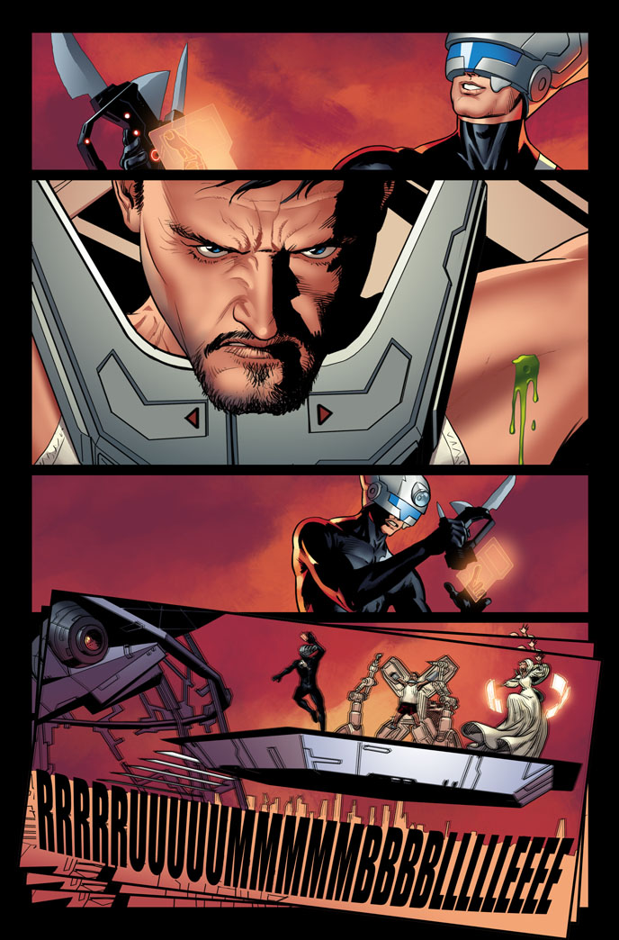 UltimateComicsUltimates_12_Preview4 First Look at ULTIMATE COMICS ULTIMATES #12