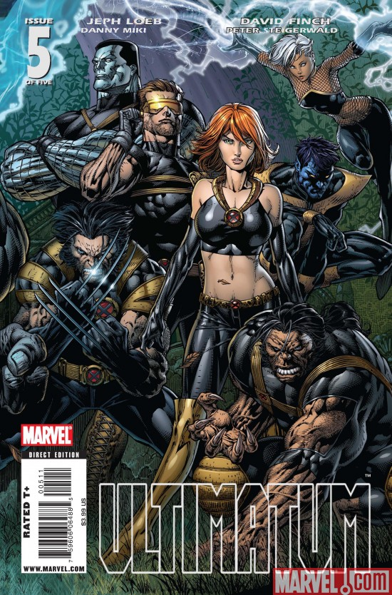 Ultimatum05Cover The Ultimate Universe Ends Today