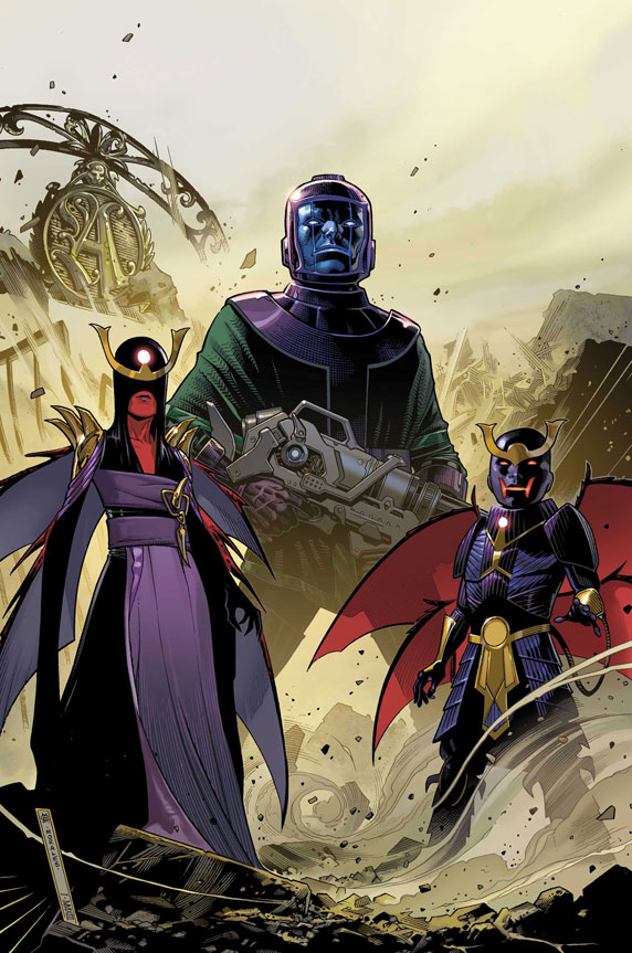 UncannyAvengers_8AU_Cover The UNCANNY AVENGERS submit or perish in the AGE OF ULTRON