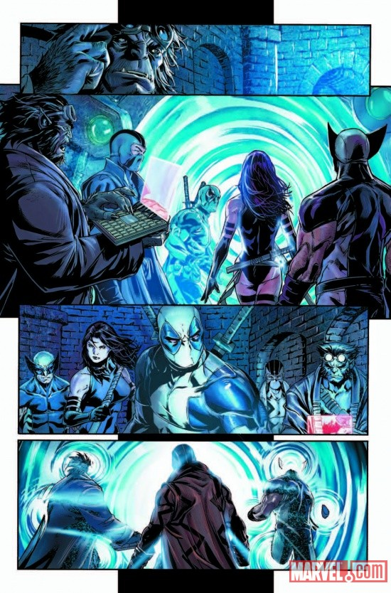 UncannyXForce_11_Preview2 First Look at UNCANNY X-FORCE #11