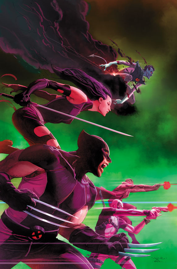 UncannyXForce_25_Cover First Look at UNCANNY X-FORCE #25