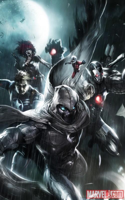 VOTMK_10_Cover Moon Knight Joins The Secret Avengers