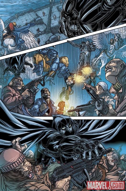 VOTMK_10_Preview5 Moon Knight Joins The Secret Avengers