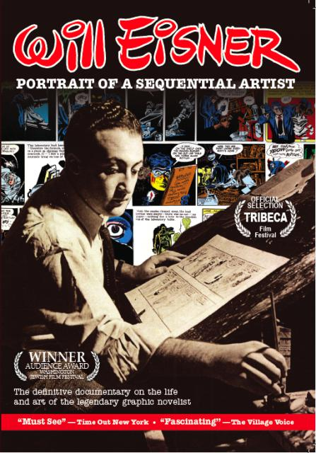 WEPOASA_DVD_preview Will Eisner Birthday Celebration and Film Screening at MoCCA