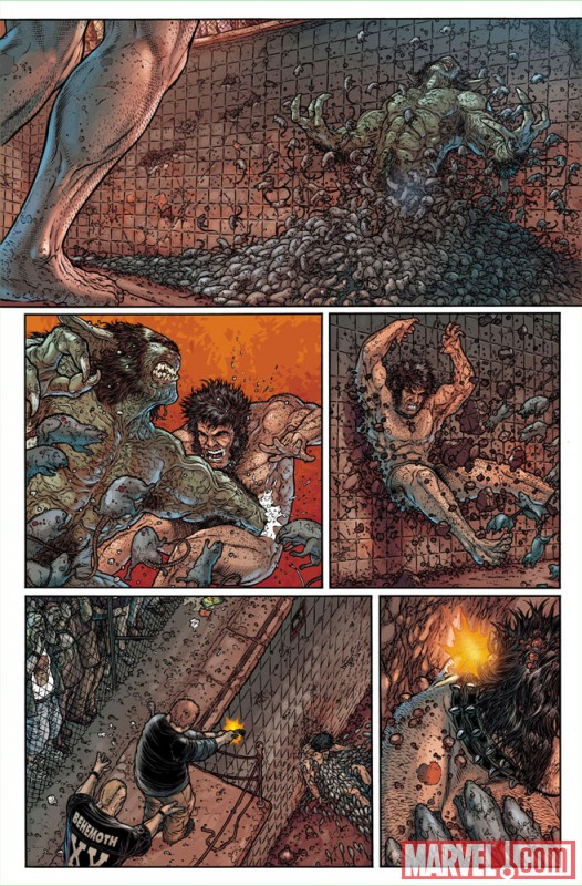WOLVBEST_1_Preview1 First Look At WOLVERINE: THE BEST THERE IS #1