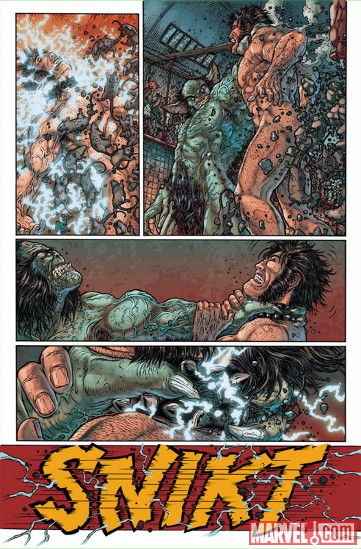 WOLVBEST_1_Preview2 First Look At WOLVERINE: THE BEST THERE IS #1