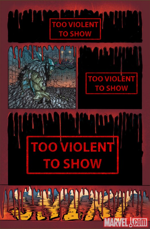 WOLVBEST_1_Preview4_CENSORED First Look At WOLVERINE: THE BEST THERE IS #1