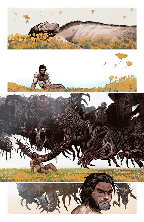 WOLVERINE_6_PREVIEW2 First Look at WOLVERINE #6