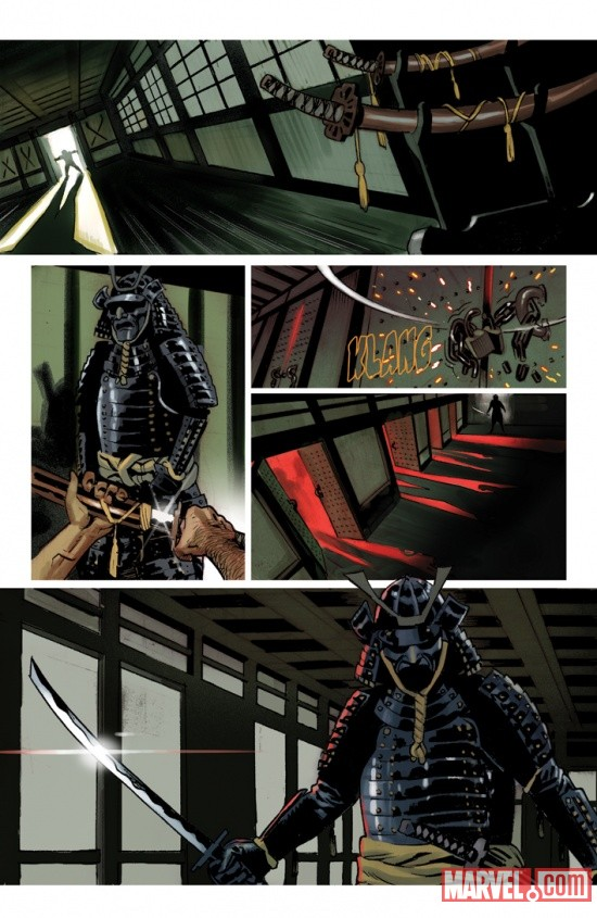 WOLVERINE_7_Preview1 First Look At WOLVERINE #7