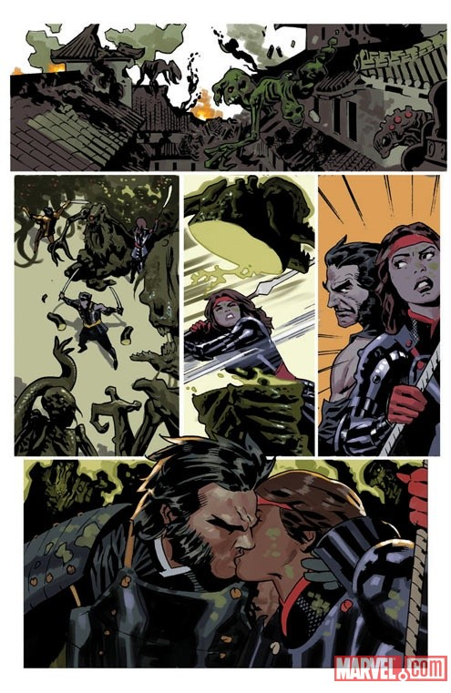 WOLVERINE_8_Preview2 First Look At WOLVERINE #8