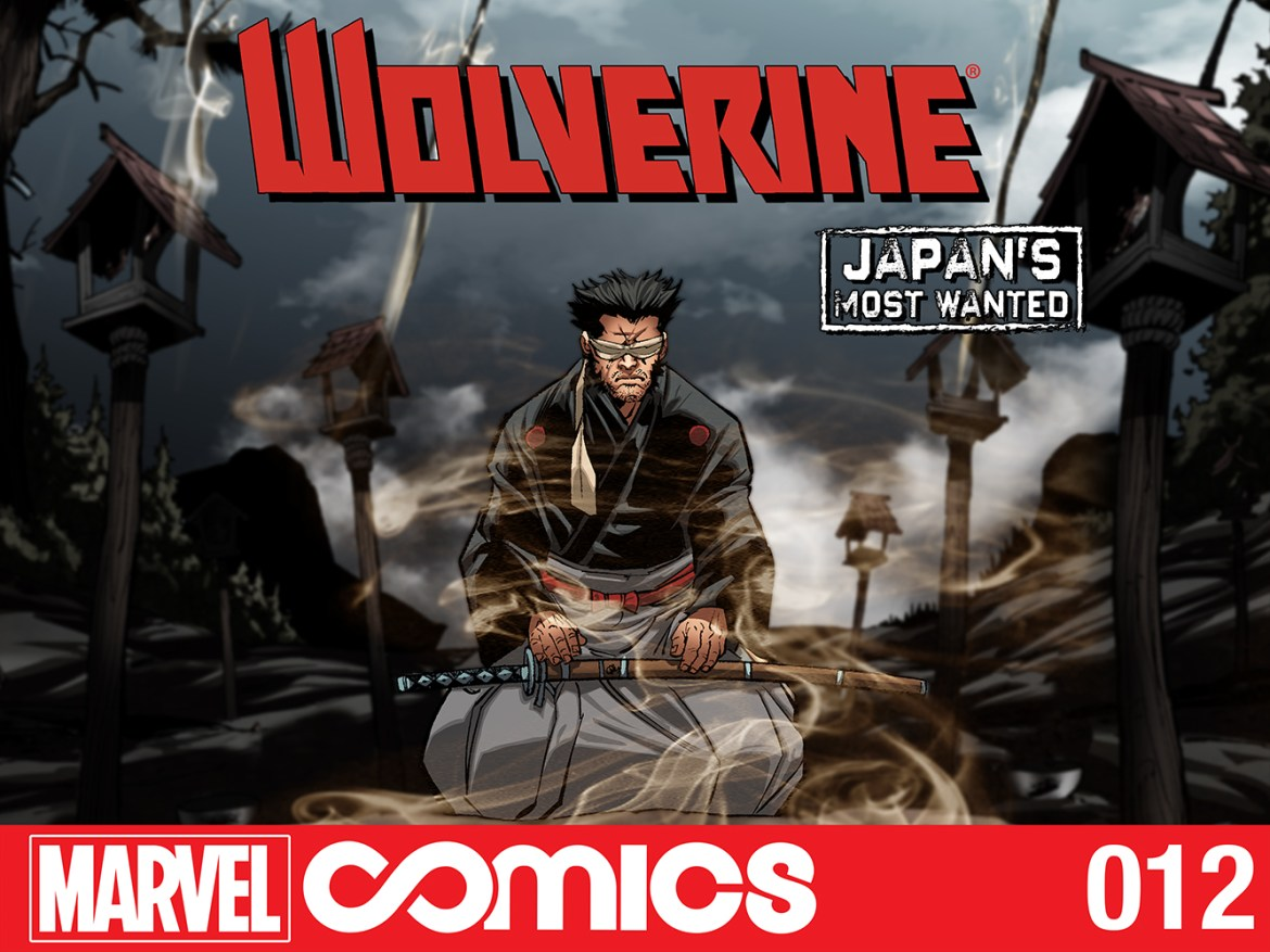 WOLVJMWINF2013012_COV First Look at WOLVERINE: JAPAN'S MOST WANTED #12