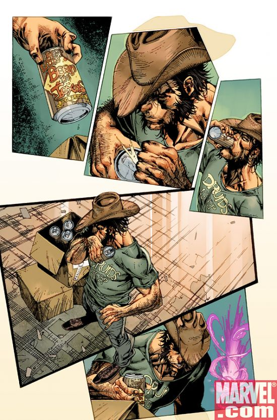 WolverineMD_01_Preview2 Wolverine: Manifest Destiny #1 Preview