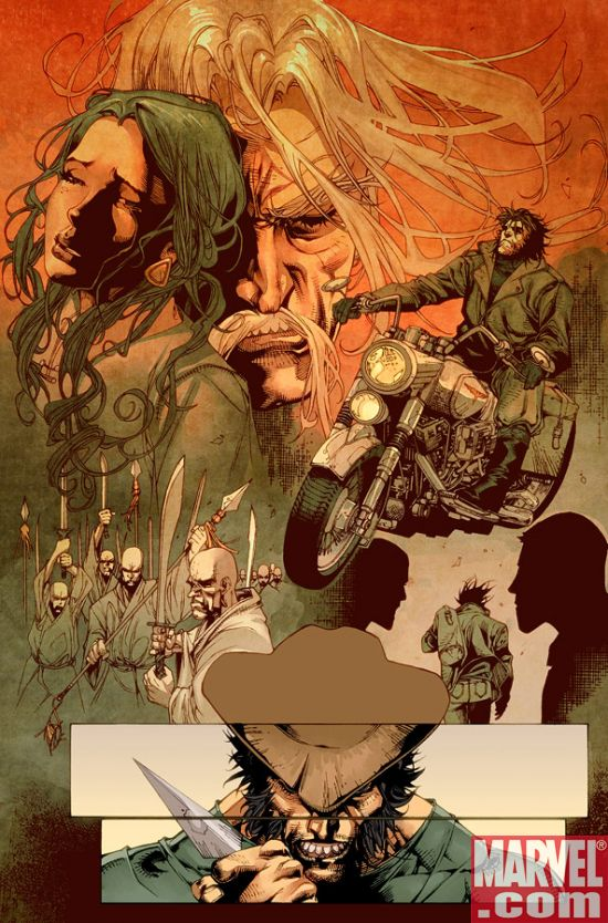 WolverineMD_01_Preview4 Wolverine: Manifest Destiny #1 Preview