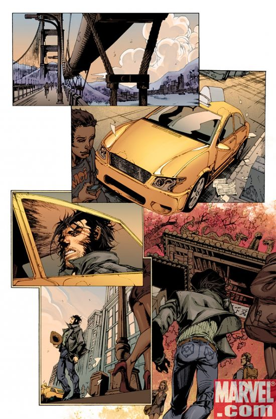 WolverineMD_01_Preview5 Wolverine: Manifest Destiny #1 Preview