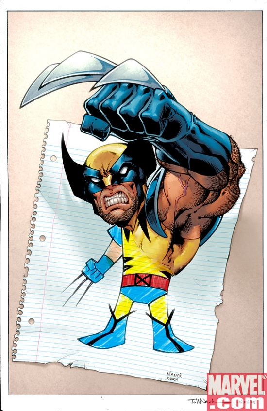 Wolverine_HC Wolverine's History Revealed Like You've Never Seen Before