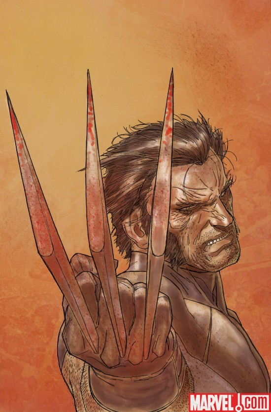 Wolverine_WeaponX__01_Cover Wolverine Weapon X #1 Preview