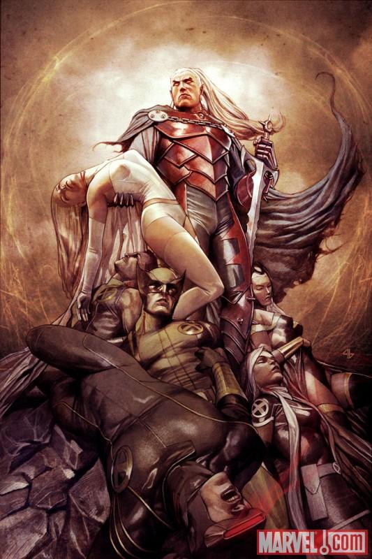 X-Men_03_Cover New Look At X-MEN #3