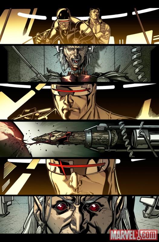 X-Men_03_Preview1 New Look At X-MEN #3
